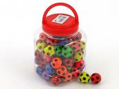Kulki kauczukowe Piłki 3,2cm słoik p75 473409 ADAR cena za 1 szt