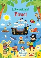Lubię naklejać Piraci