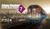 World of Subways 4 - New York Line 7 (PC) Klucz Steam