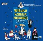 Wielka księga humoru. Audiobook