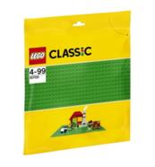 LEGO 10700 CLASSIC Zielona płytka konstrukcyjna p12