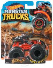 Hot Wheels Monster Trucks Pojazd 1:64 FYJ44 p8 MATTEL mix, cena za 1szt.