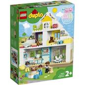 LEGO 10929 DUPLO TOWN Wielofunkcyjny domek p2