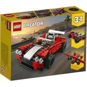 LEGO 31100 CREATOR Samochód sportowy p6