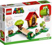 LEGO 71367 SUPER MARIO T Yoshi i dom Mario - zestaw rozszerzający p6