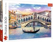 Puzzle 500el Most Rialto, Wenecja 37398 Trefl
