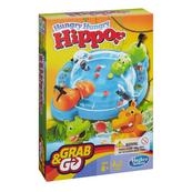 Głodne Hipcie - Hungry Hippos Wersja kieszonkowa B1001 p6 HASBRO