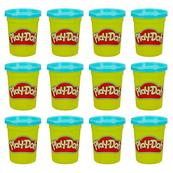 Play-Doh Ciastolina Tuby uzupełniające 12-pak Niebieski E4827 p7 HASBRO
