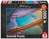 Puzzle PQ 1000 Mark Gray Pastelowa mozaika G3