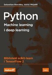 Python Machine learning i deep learning
