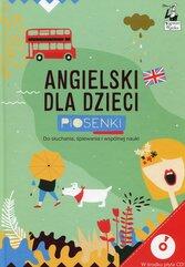 Kapitan Nauka Angielski dla dzieci Piosenki + CD
