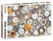 Puzzle 1000 - Zegarki PIATNIK