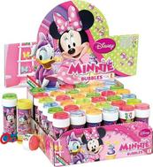 Bańki mydlane 60ml p36 Minnie DULCOP cena za 1szt