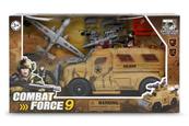 Zestaw wojskowy z autem opancerzonym 148903 ARTYK