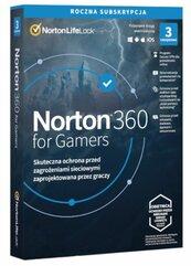 Program Antywirusowy Norton 360 for Gamers
