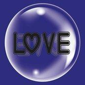 Balon 45cm Love TUBAN