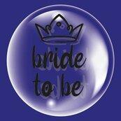 Balon 45cm Bride to be TUBAN