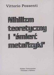 """Nihilizm teoretyczny i """"śmierć metafizyki"""""""