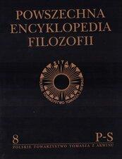 Powszechna Encyklopedia Filozofii t.8 P-S