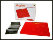 Tablica magnetyczna Kulki 32x26,5cm TSQ-714