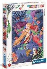 Puzzle 180 Super Kolor Mermaids
