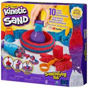 Kinetic Sand Zestaw z mega akcesoriami 6047232 Spin Master