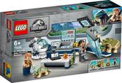 LEGO 75939 JURASSIC WORLD Laboratorium doktora Wu: ucieczka młodych dinozaurów p6