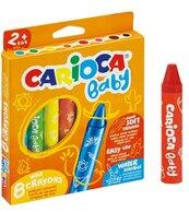 Kredki Baby 8 kolorów CARIOCA