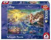 Puzzle PQ 1000 Mała Syrenka (Disney) G3