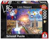 Puzzle PQ 1000 Lars Stewart Las Vegas noc/dzień G3