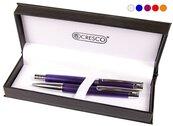Pióro + długopis Elegant w etui 34