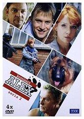 Komisarz Alex. Seria 2 DVD