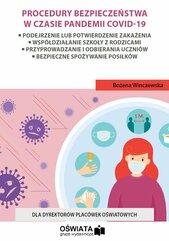 Procedury bezpieczeństwa w czasie pandemii Covid-19