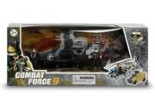 Zestaw wojskowy z helikopterem 152801 ARTYK