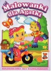 Malowanki dla Agatki PASJA