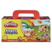 Play-Doh Super Color Pack Zestaw 20 tub A7924 HASBRO