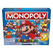 Monopoly: Super Mario Celebration (gra planszowa)