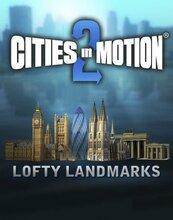 Cities in Motion 2: Lofty Landmarks (PC) klucz Steam