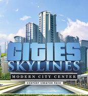 Cities: Skylines - Content Creator Pack: Modern City Center (PC) Klíč Steam