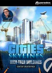 Cities: Skylines - Content Creator Pack: High-Tech Buildings (PC/MAC/LX) DIGITAL