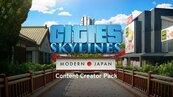 Cities: Skylines - Content Creator Pack: Modern Japan (PC) Steam