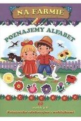 Na farmie. Poznajemy alfabet