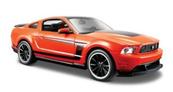 MI 31269 Auto Ford Mustang Boss 1:24