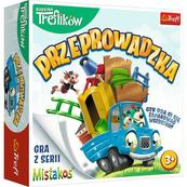 PROMO Przeprowadzka z Rodziną Treflików gra 02071 Trefl