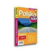 Mapa sam. POLSKA 1:500 000 DEMART