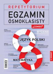 Repetytorium Egzamin ósmoklasisty Język polski Matematyka wydanie rozszerzone