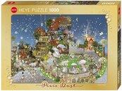 Puzzle 1000 Baśniowy park