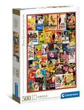 Clementoni Puzzle 500el Classic romance 35097