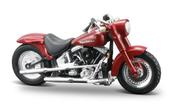 MI 35094-71 Motor HD 2000 FLSTF Street Stalker czerwony 1:24