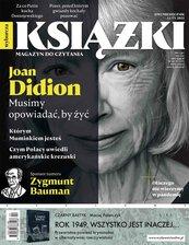 Książki. Magazyn do czytania 1/2021